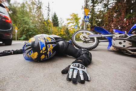 Subsidize A Motorcycle Accident Case With Lawsuit Loans